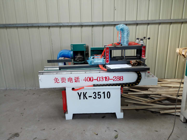MX4016建筑梳齿机